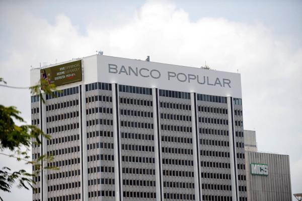 Sucursales del banco popular inoperantes por apag n for Banco popular bilbao oficinas