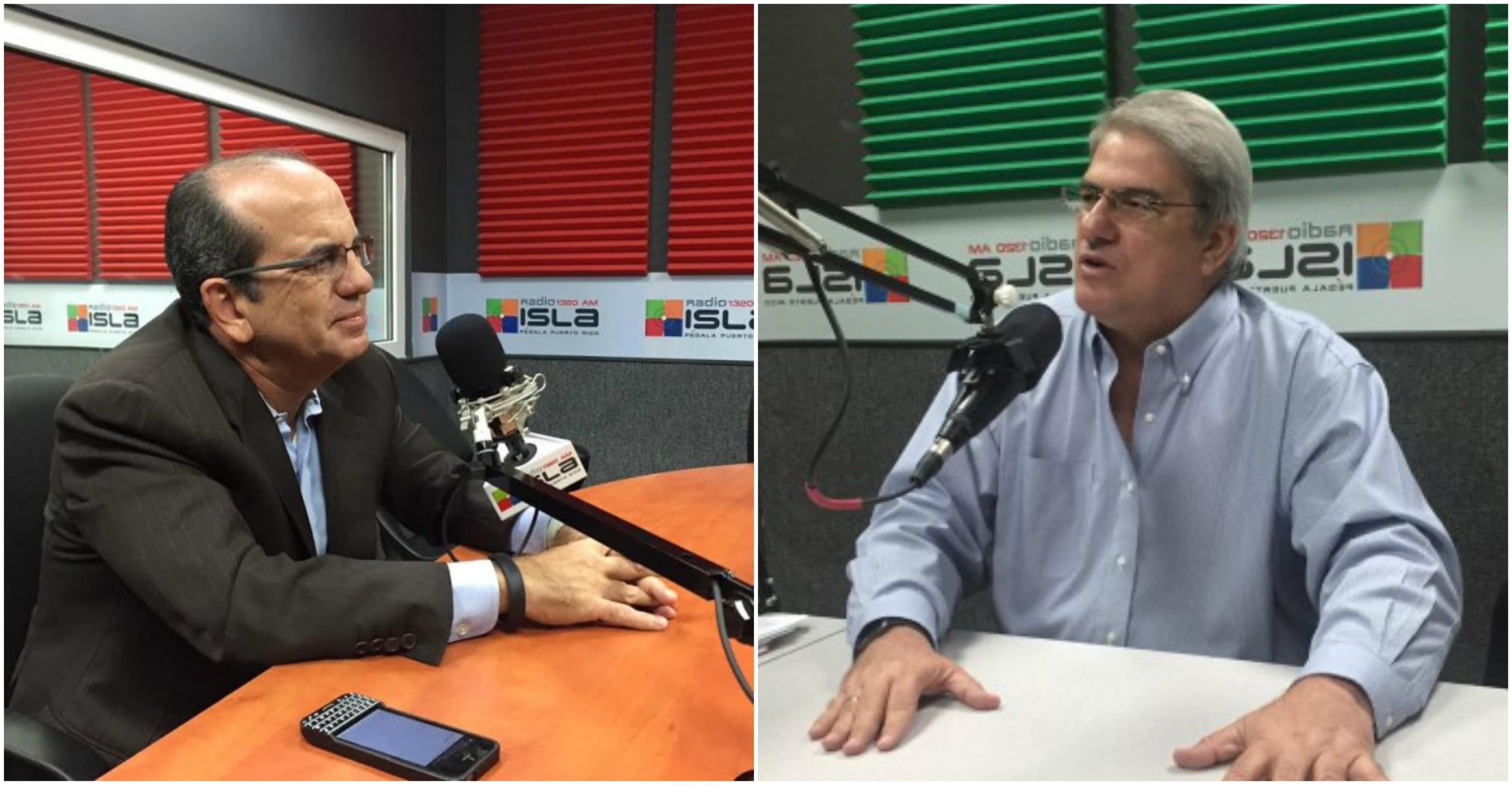Aníbal Acevedo Vilá Y Carlos Pesquera Se Unen A La Familia De Radio