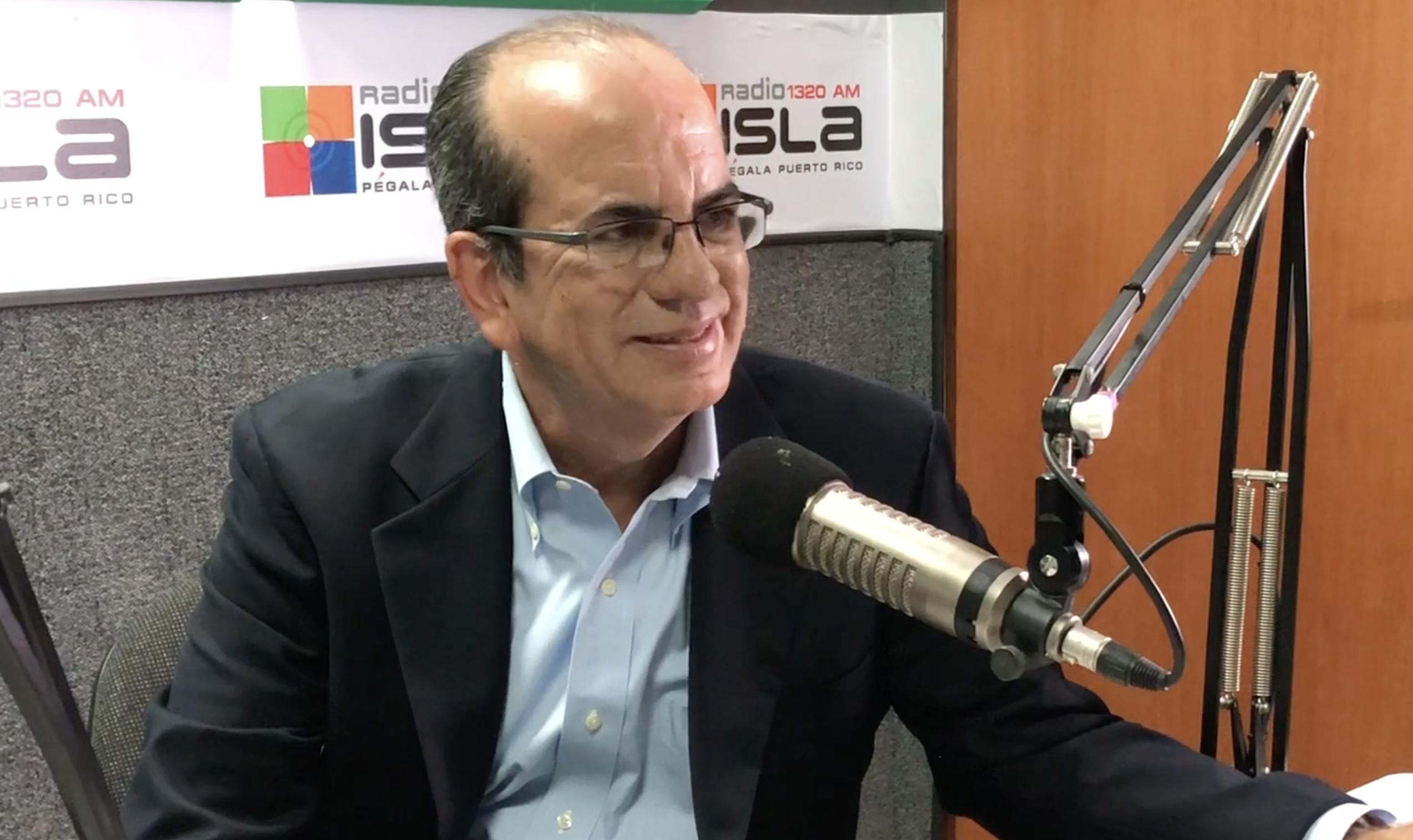 Acevedo Vilá Convoca Operación Limpieza Profunda En La Pava Radio